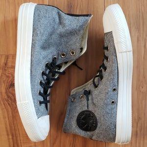 Converse Chuck Taylor II Hightops - Wool